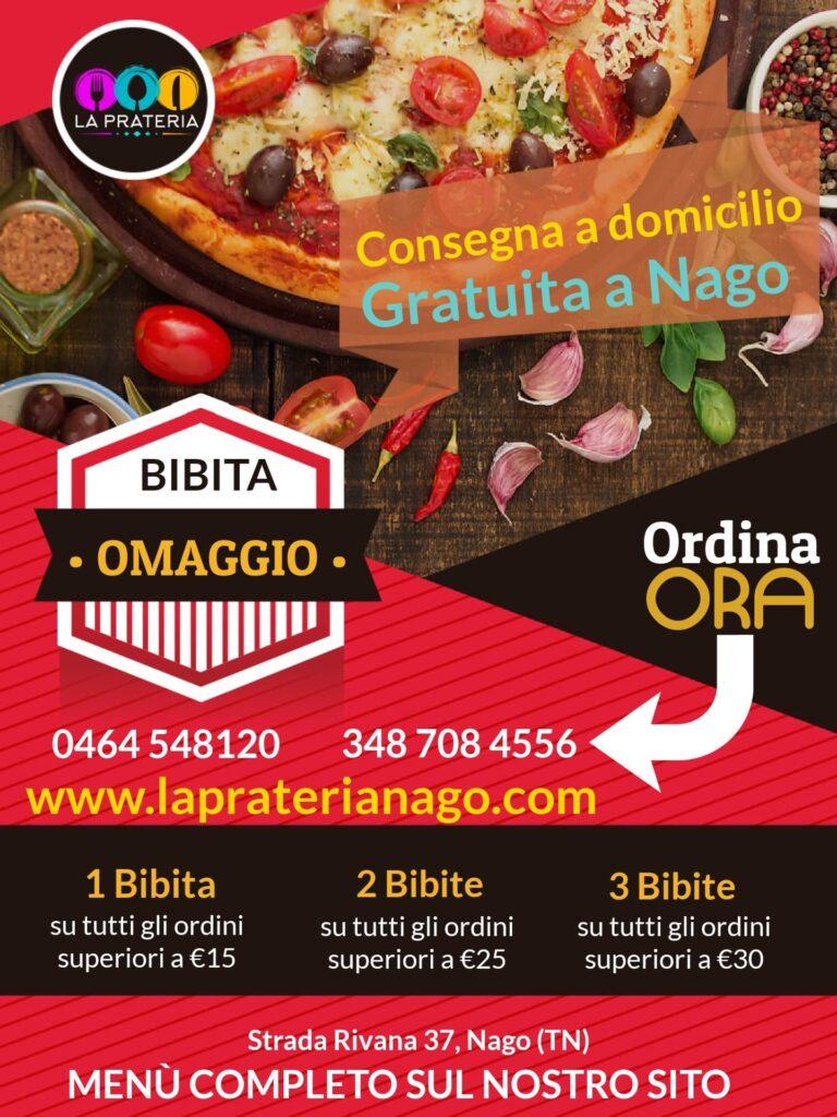 Bibete in Omaggio con una spesa superiore a €15, La Prateria Nago-Torbole